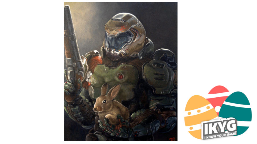 Daisy the Rabbit - Doom/Doom Eternal