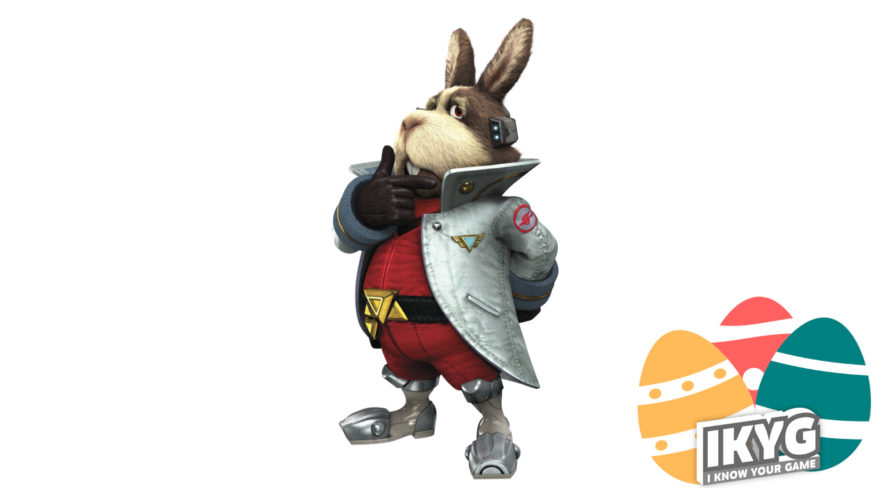 Peppy Hare - Star Fox