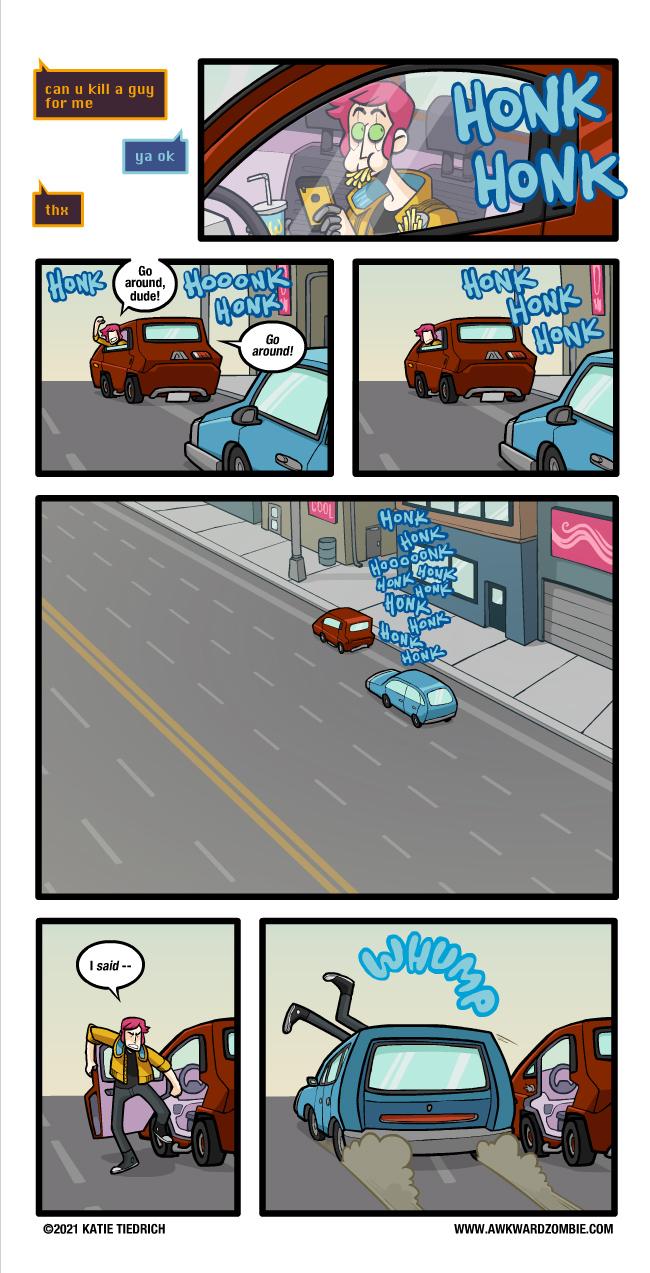 AIPunks-Comics