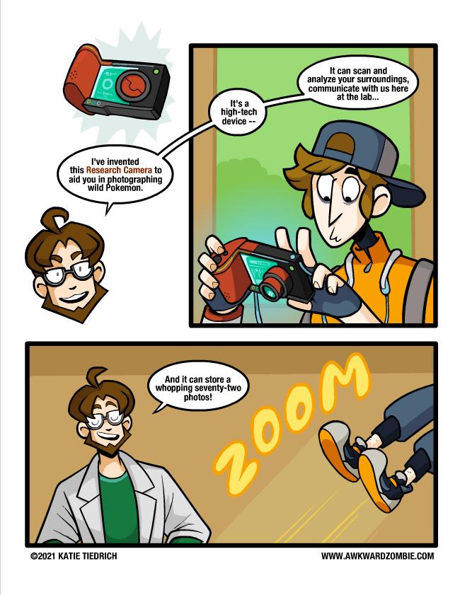GottaSnapJust72-Comics