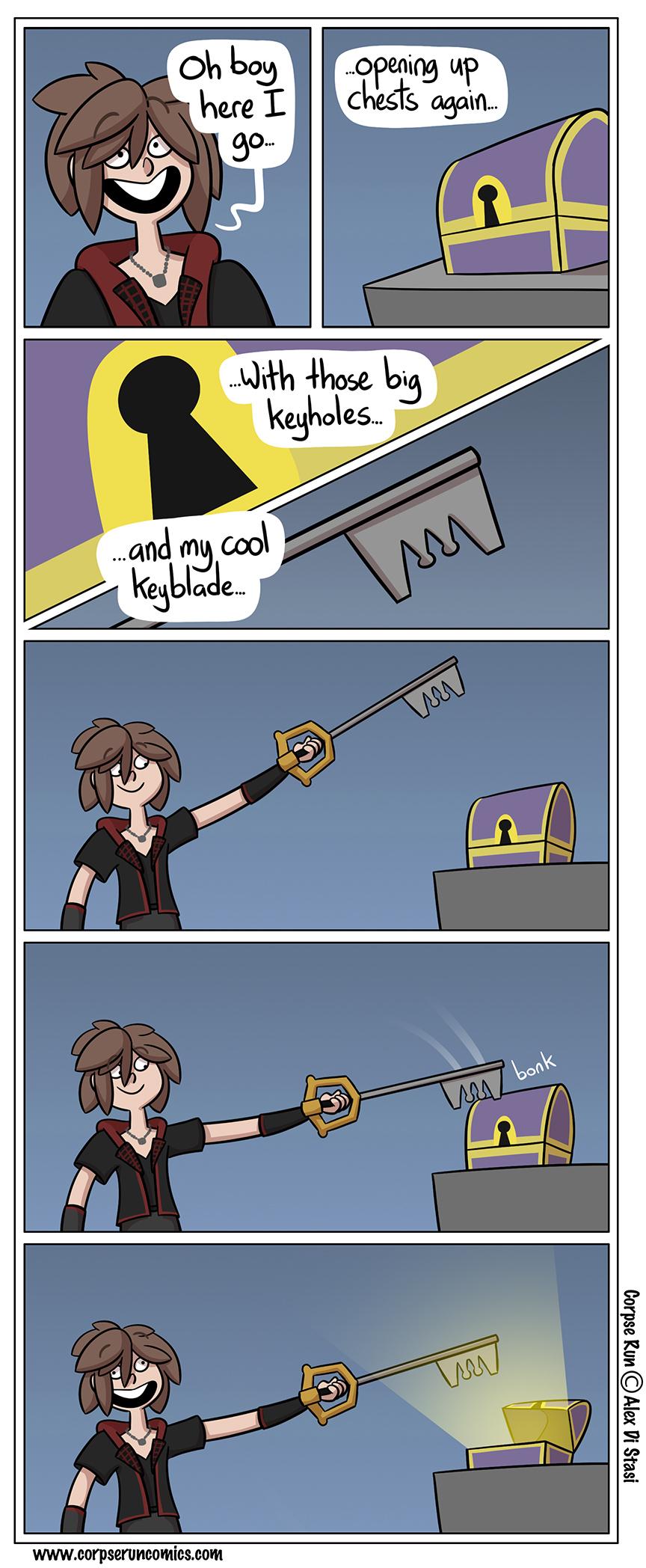 KingdomLock-Comics