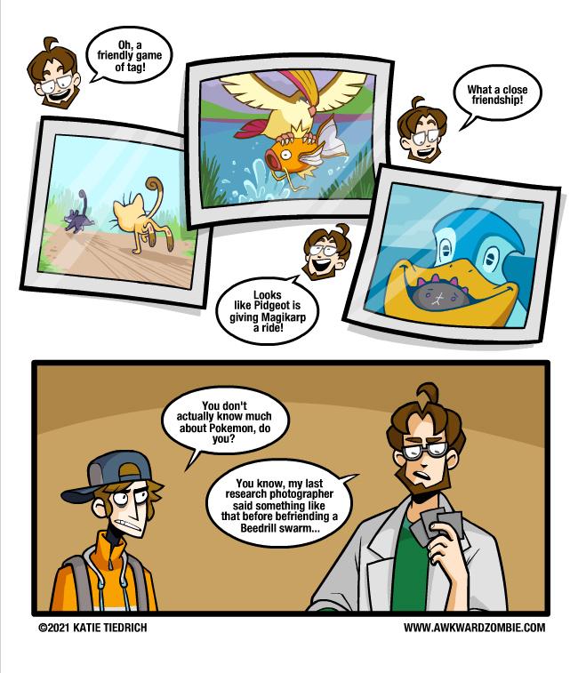 Pokefriends-Comics