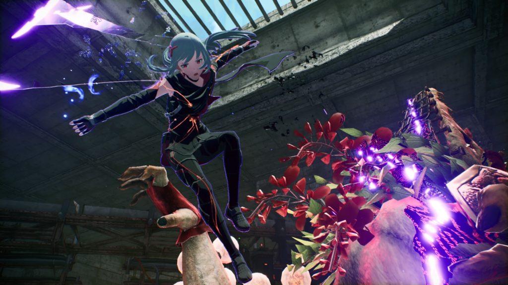 Scarlet Nexus Attack