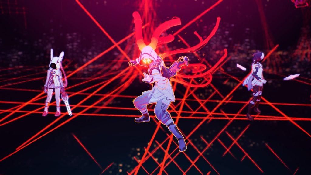 Scarlet Nexus Brainfield