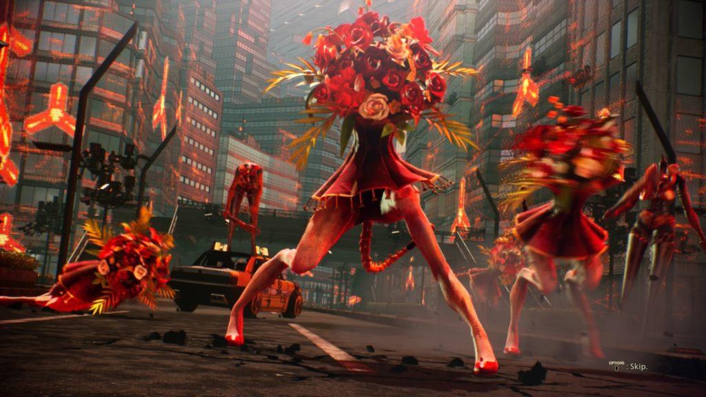 Scarlet Nexus Others